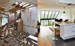 Renovate the house