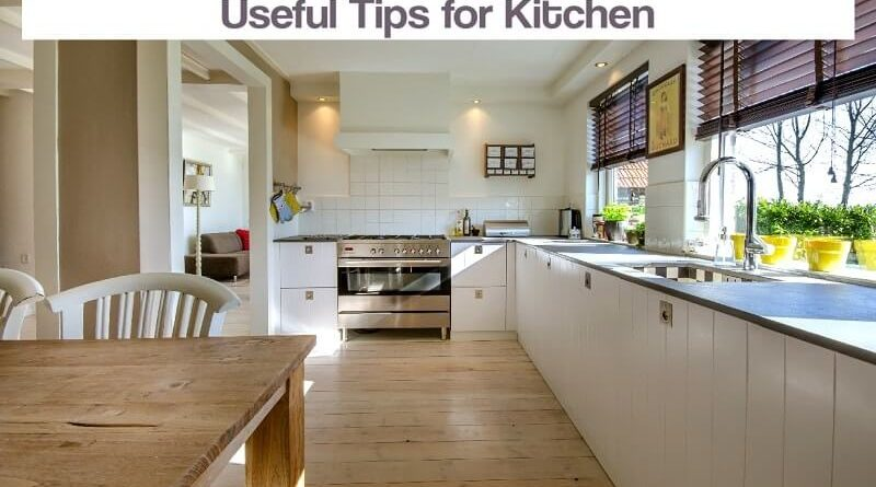 Give Your Kitchen a Stunning Look