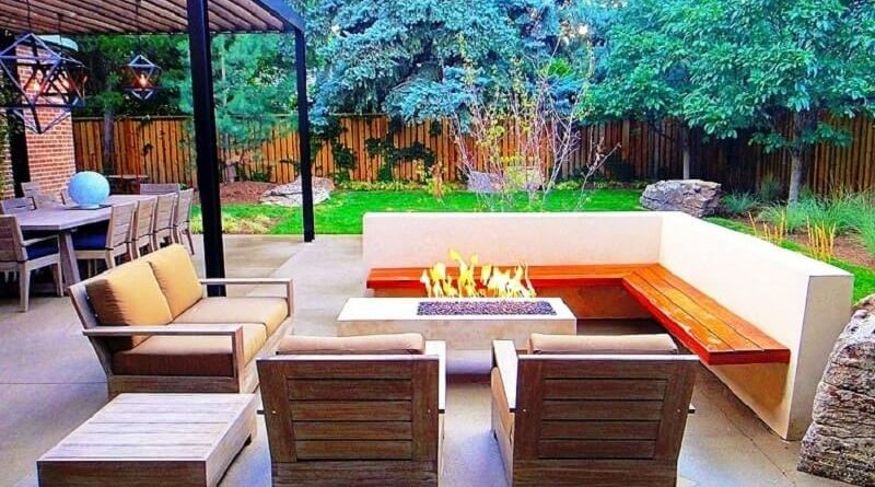 landscaping Outdoor Space