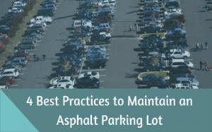 parking lot repair richmond va