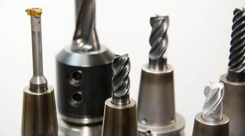 Brad-Point Drill Bit