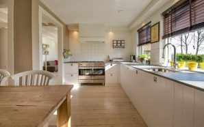 Design a new kitchen