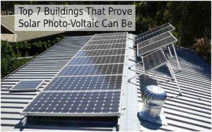 Solar Photo-Voltaic