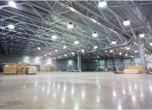 Garage Lighting with LED